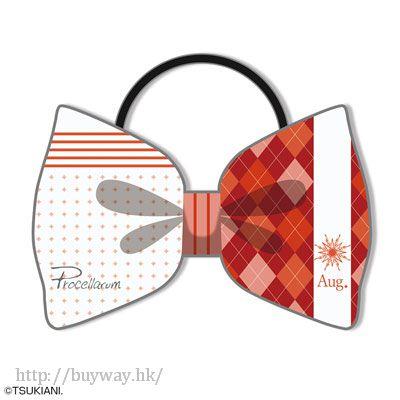 月歌。 「葉月陽 (8月)」髮飾 Ribbon Hair Accessory Design 08 You Haduki【Tsukiuta.】