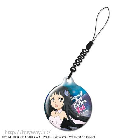 刀劍神域系列 「結衣」手機清潔掛飾 Smartphone Cleaner Design 04 Yui【Sword Art Online Series】