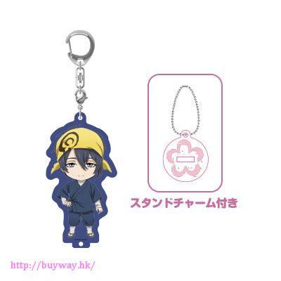 刀劍亂舞-ONLINE- Nendoroid Plus「三日月宗近」亞克力企牌 / 匙扣 Nendoroid Plus Acrylic Key Chain with Stand Mikazuki Munechika【Touken Ranbu -ONLINE-】
