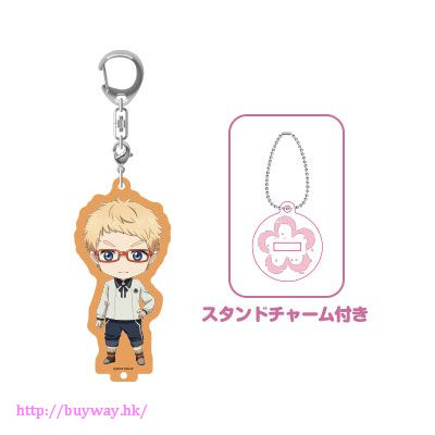 刀劍亂舞-ONLINE- Nendoroid Plus「博多藤四郎」亞克力企牌 / 匙扣 Nendoroid Plus Acrylic Key Chain with Stand Hakata Toushirou【Touken Ranbu -ONLINE-】