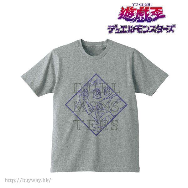 遊戲王 (加大)「武藤遊戲」女裝 灰色 T-Shirt T-Shirt / Gray (Yugi Muto) / Ladies (Size XL)【Yu-Gi-Oh!】