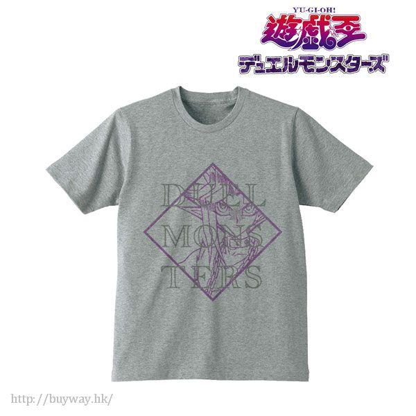 遊戲王 (加大)「闇遊戲」女裝 灰色 T-Shirt T-Shirt / Gray (Yami Yugi) / Ladies (Size XL)【Yu-Gi-Oh!】