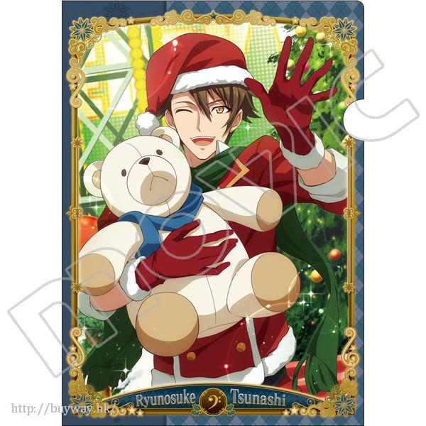 IDOLiSH7 「十龍之介」文件套 聖誕 Ver. Clear File (J) Tsunashi Ryunosuke Christmas Ver.【IDOLiSH7】