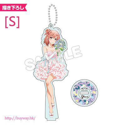 果然我的青春戀愛喜劇搞錯了。 「由比濱結衣」2014 生日 Party 插圖連身裙 (S) 企牌 Stand Yuigahama Yui (S)【My youth romantic comedy is wrong as I expected.】