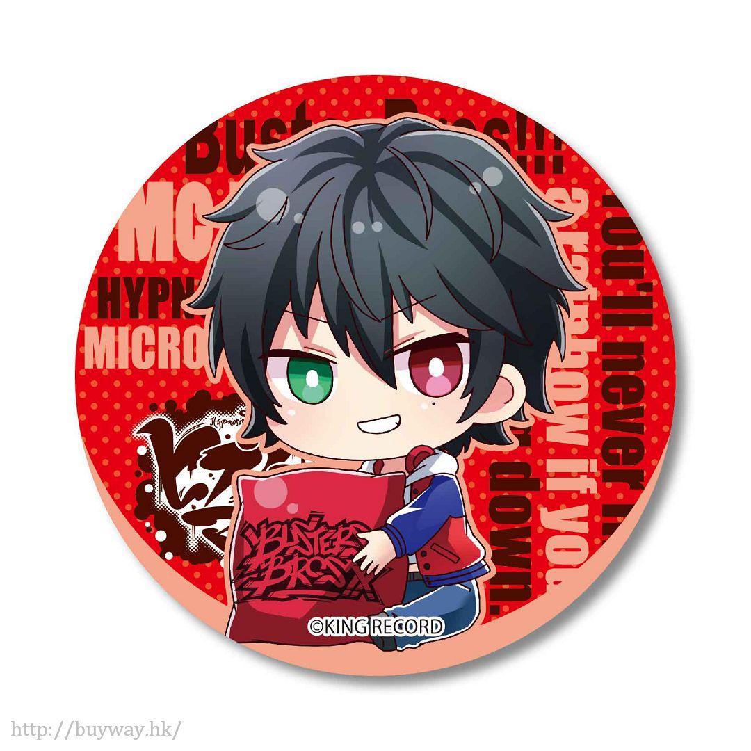 Hypnosismic -Division Rap Battle- 「山田一郎」抱著Cushion 收藏徽章 GyuGyutto Can Badge Yamada Ichiro【Hypnosismic】