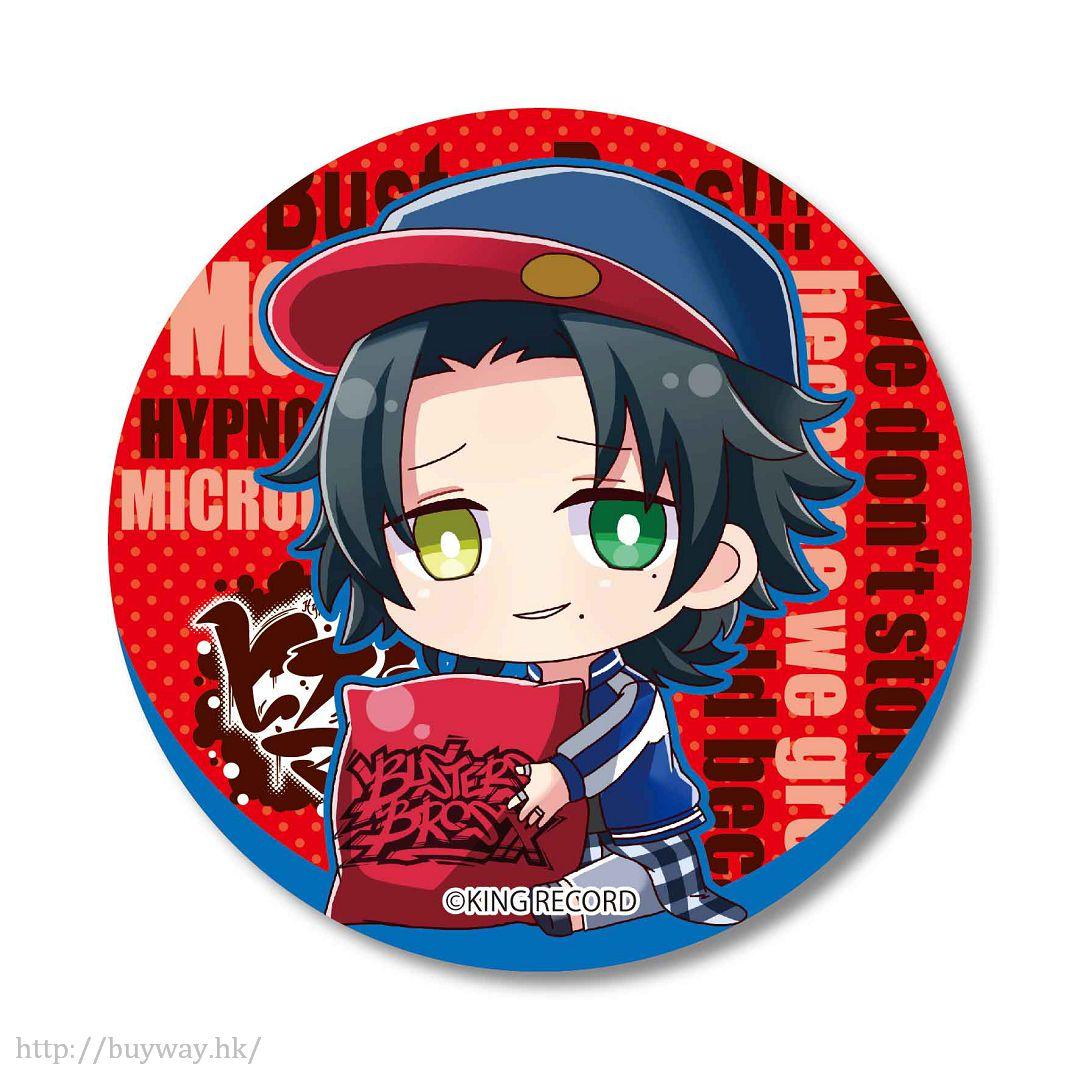 Hypnosismic -Division Rap Battle- 「山田二郎」抱著Cushion 收藏徽章 GyuGyutto Can Badge Yamada Jiro【Hypnosismic】