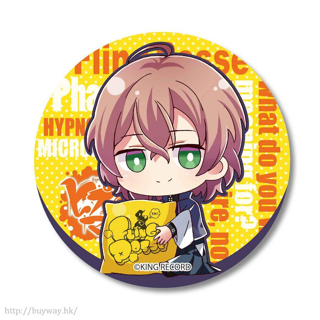 Hypnosismic -Division Rap Battle- 「夢野幻太郎」抱著Cushion 收藏徽章 GyuGyutto Can Badge Yumeno Gentaro【Hypnosismic】