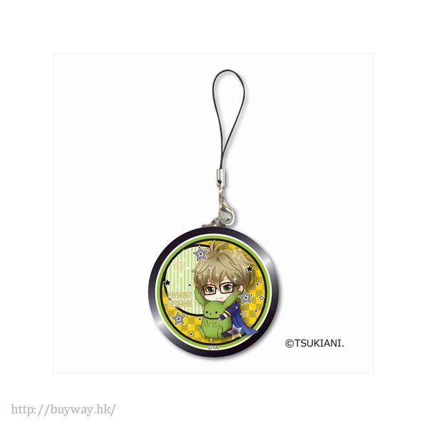 月歌。 「彌生春 (3月)」掛飾 GyuGyutto Tinplate Strap Haru Yayoi【Tsukiuta.】