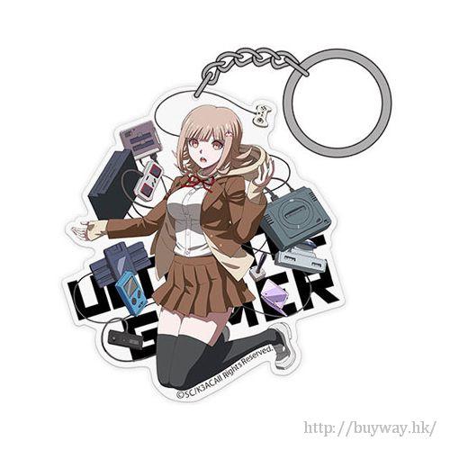 槍彈辯駁 「七海千秋」亞克力 匙扣 Acrylic Key Chain Chiaki Nanami【Danganronpa】