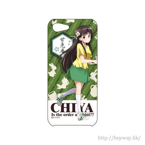 請問您今天要來點兔子嗎? 「宇治松千夜」iPhone7 機套 iPhone Cover for 7 Chiya【Is the Order a Rabbit?】