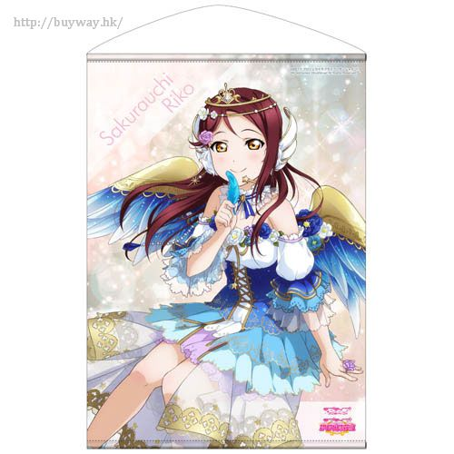 LoveLive! Sunshine!! 「櫻內梨子」天使篇 B2掛布 Riko Sakurauchi B2 Wall Scroll Tenshi Hen Ver.【Love Live! Sunshine!!】