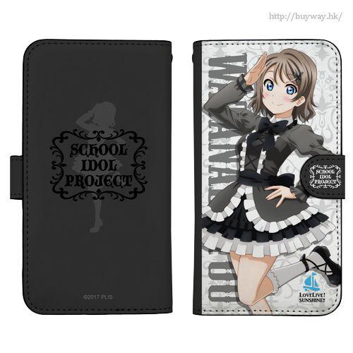 LoveLive! Sunshine!! 「渡邊曜」158mm 哥德蘿莉 Ver. 筆記本型手機套 (iPhone6plus/7plus/8plus) You Watanabe Book-style Smartphone Case Gothic Lolita Ver.158【Love Live! Sunshine!!】