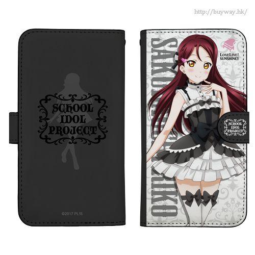 LoveLive! Sunshine!! 「櫻內梨子」138mm 哥德蘿莉 Ver. 筆記本型手機套 (iPhone6/7/8) Riko Sakurauchi Book-style Smartphone Case Gothic Lolita Ver.138【Love Live! Sunshine!!】