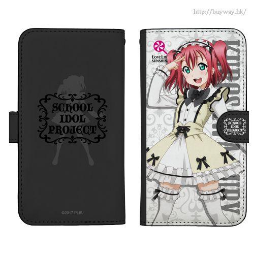 LoveLive! Sunshine!! 「黑澤露比」158mm 哥德蘿莉 Ver. 筆記本型手機套 (iPhone6plus/7plus/8plus) Ruby Kurosawa Book-style Smartphone Case Gothic Lolita Ver.158【Love Live! Sunshine!!】