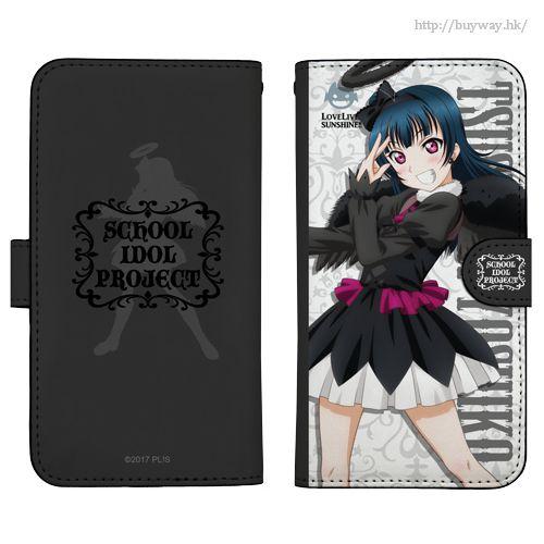 LoveLive! Sunshine!! 「津島善子」138mm 哥德蘿莉 Ver. 筆記本型手機套 (iPhone6/7/8) Yoshiko Tsushima Book-style Smartphone Case Gothic Lolita Ver.138【Love Live! Sunshine!!】