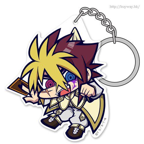 遊戲王 「IV」亞克力吊起匙扣 Quattro Acrylic Pinched Keychain【Yu-Gi-Oh!】
