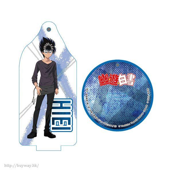 幽遊白書 「飛影」2018 亞克力企牌 / 匙扣 Original Illustration 2018 Standing Acrylic Key Chain Hiei【YuYu Hakusho】