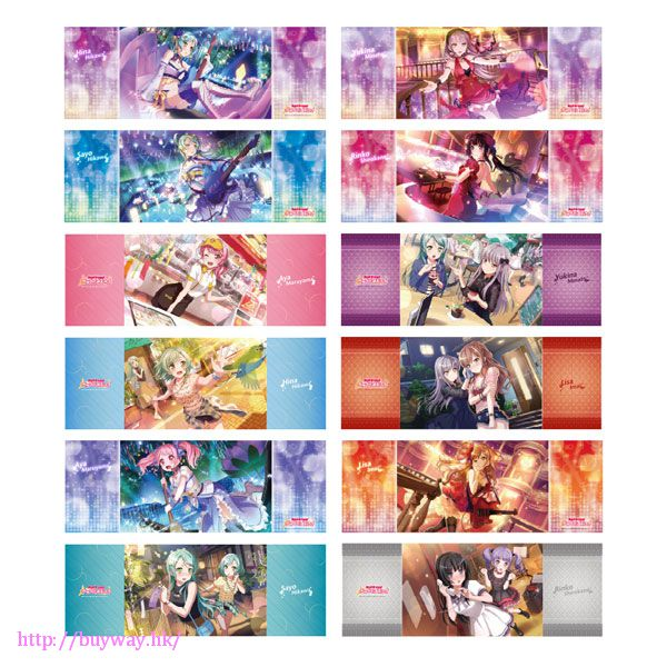 BanG Dream! Premium 長海報 Vol.5 (12 個入) Premium Long Poster Vol. 5 (12 Pieces)【BanG Dream!】