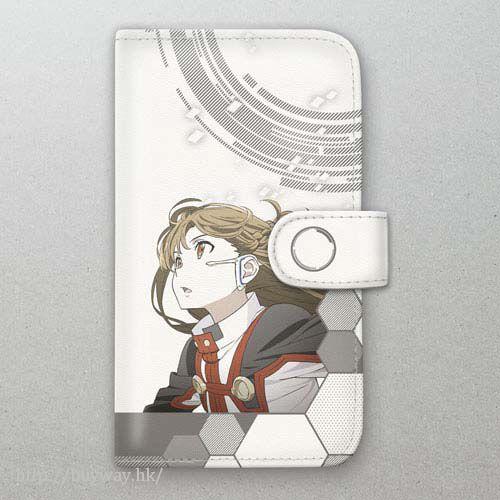 刀劍神域系列 「亞絲娜 + 結衣」L Size 筆記本型手機套 Book Type Smartphone Case for General-purpose Asuna & Yui L Size【Sword Art Online Series】