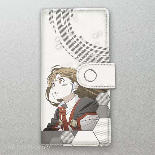 刀劍神域系列 「亞絲娜 + 結衣」iPhone6/7 筆記本型手機套 Book Type Smartphone Case for iPhone6/7 Asuna & Yui【Sword Art Online Series】