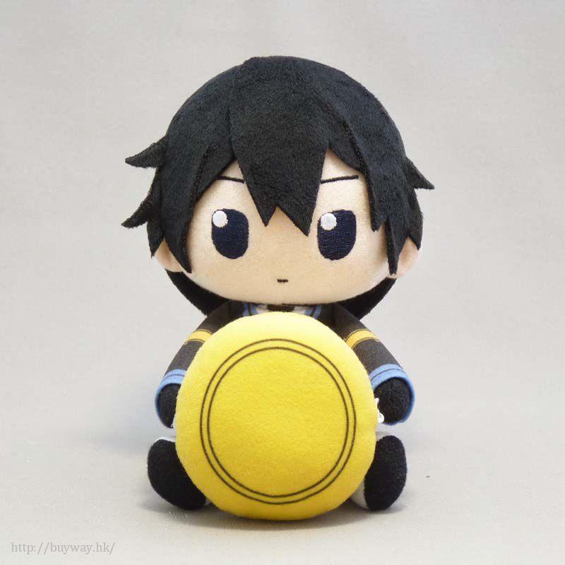 刀劍神域系列 「桐谷和人 (桐人)」毛公仔 Hugtto! Plush Tassel Kirito【Sword Art Online Series】