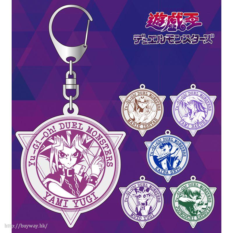 遊戲王 怪獸之決鬥 角色會徽 亞克力匙扣 (6 個入) Emblem Acrylic Key Chain (6 Pieces)【Yu-Gi-Oh!】