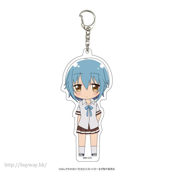 漫畫女孩 「勝木翼」亞克力匙扣 Deka Acrylic Key Chain 04 Tsubasa SD【Comic Girls】