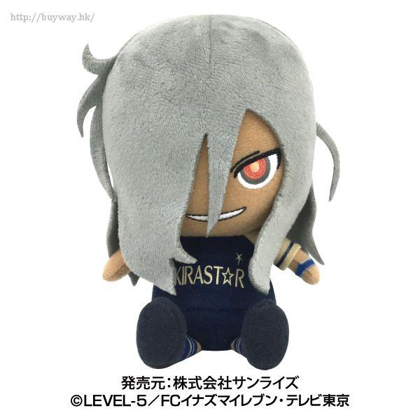 閃電十一人 「灰崎凌兵」毛公仔 Chibi Plush Haizaki Ryouhei【Inazuma Eleven】