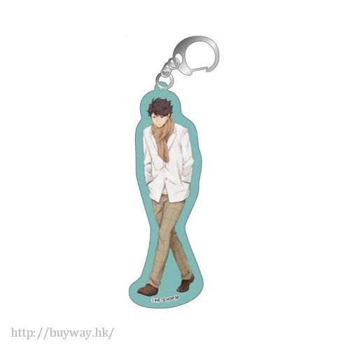 排球少年!! 「及川徹」亞克力匙扣 Acrylic Key Chain G Oikawa【Haikyu!!】