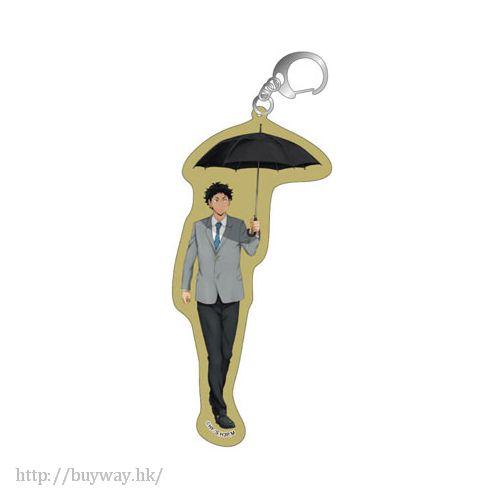 排球少年!! 「赤葦京治」亞克力匙扣 Acrylic Key Chain Q Akaashi【Haikyu!!】