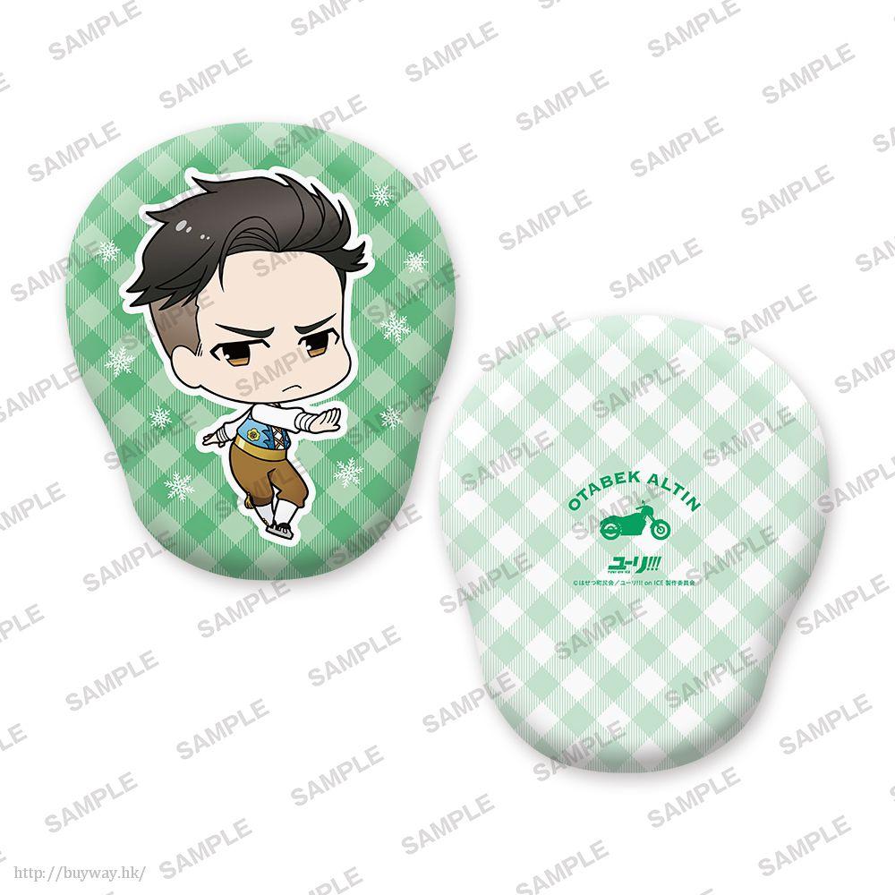勇利!!! on ICE 「奧塔別克.阿爾京」模切 抱枕 Die-cut Cushion Otabek Altin【Yuri on Ice】