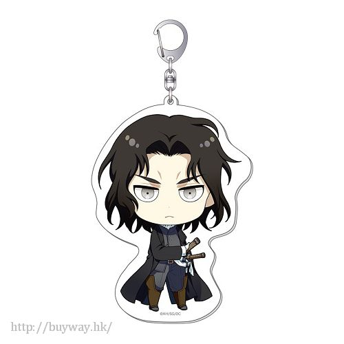 漂流武士 「土方歲三」亞克力 大匙扣 Big Acrylic Key Chain E Hijikata Toshizo【Drifters】