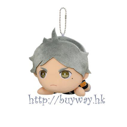 排球少年!! 「菅原孝支」趴趴公仔掛飾 Vol.4 Plush Doll Vol.4 Sugawara Koushi【Haikyu!!】