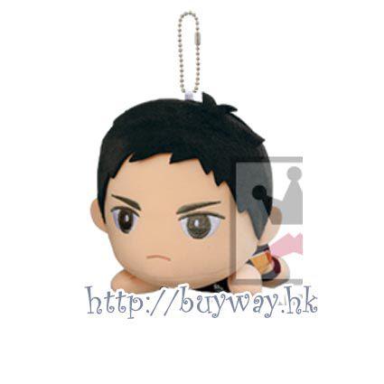 排球少年!! 「澤村大地」趴趴公仔掛飾 Vol.4 Plush Doll Vol.4 Daichi Sawamura【Haikyu!!】