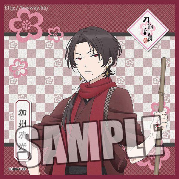 刀劍亂舞-ONLINE- 「加州清光」小手帕 Microfiber Mini Towel Kashu Kiyomitsu【Touken Ranbu -ONLINE-】