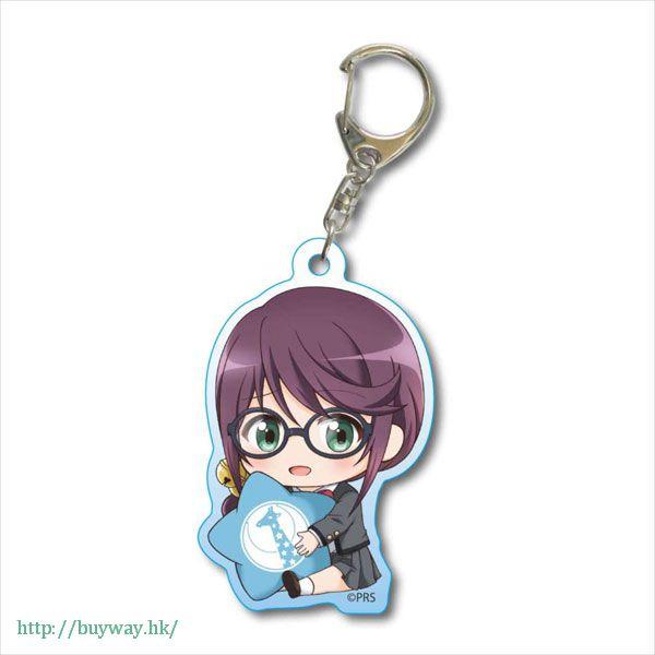 少女歌劇Revue Starlight 「星見純那」抱著星星 亞克力匙扣 Gyugyutto Acrylic Keychain  Junna Hoshimi【Shojo Kageki Revue Starlight】