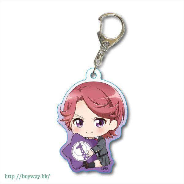 少女歌劇Revue Starlight 「石動雙葉」抱著星星 亞克力匙扣 Gyugyutto Acrylic Keychain  Futaba Isurugi【Shojo Kageki Revue Starlight】