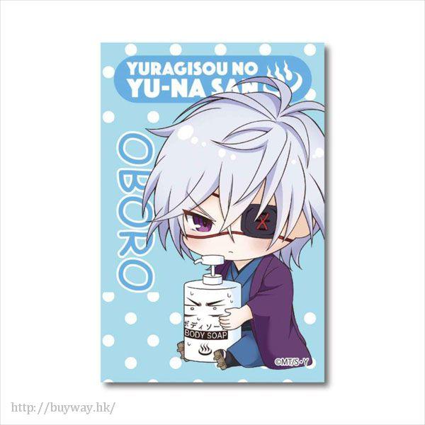 搖曳莊的幽奈小姐 「神刀朧」BIG 方形徽章 Gyugyutto BIG Square Can Badge Oboro Shintou【Yuuna and the Haunted Hot Springs】