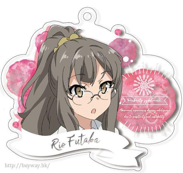 青春豬頭少年系列 「雙葉理央」亞克力匙扣 Acrylic Key Chain Futaba Rio【Seishun Buta Yaro】