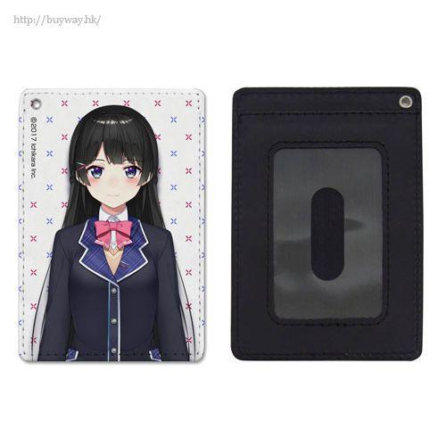 虛擬偶像 「月ノ美兎」全彩 證件套 Mito Tsukino Full Color Pass Case【Virtual YouTuber】
