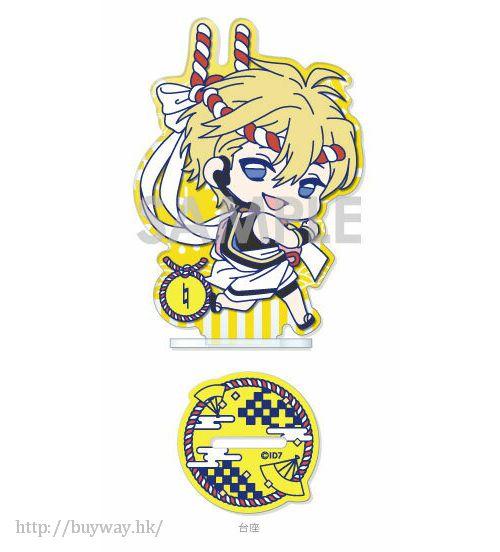 IDOLiSH7 「六弥ナギ」BIG -Unit Selection- 亞克力企牌 Visual Color Stand Big -Unit Selection- 6 Rokuya Nagi【IDOLiSH7】