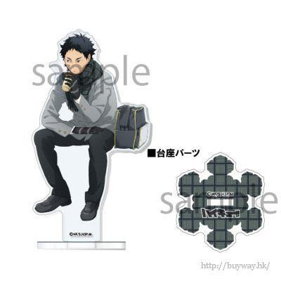 排球少年!! 「赤葦京治」秋冬 亞克力企牌 Acrylic Stand -Autumn & Winter- 13. Akaashi Keiji【Haikyu!!】