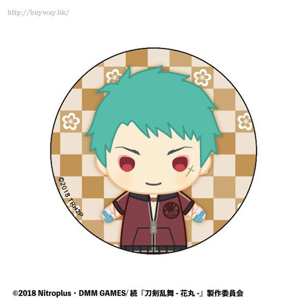 刀劍亂舞-ONLINE- 「山伏國應」指偶造型 收藏徽章 Vol.3 Finger Puppet Series Design Can Badge Vol. 3 Yamabushi Kunihiro【Touken Ranbu -ONLINE-】