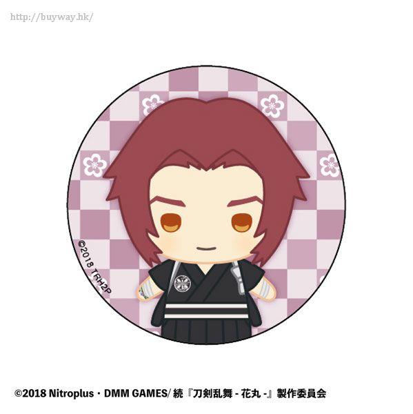 刀劍亂舞-ONLINE- 「蜻蛉切」指偶造型 收藏徽章 Vol.3 Finger Puppet Series Design Can Badge Vol. 3 Tonbokiri【Touken Ranbu -ONLINE-】