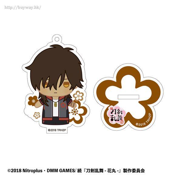 刀劍亂舞-ONLINE- 「大俱利伽羅」指偶造型 亞克力企牌 / 匙扣 Vol.3 Finger Puppet Series Design Standing Acrylic Key Chain Vol. 3 Ookuri Kara【Touken Ranbu -ONLINE-】