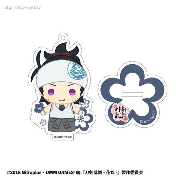 刀劍亂舞-ONLINE- 「日本號」指偶造型 亞克力企牌 / 匙扣 Vol.3 Finger Puppet Series Design Standing Acrylic Key Chain Vol. 3 Nihongo【Touken Ranbu -ONLINE-】