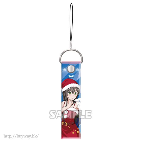 BanG Dream! 「花園多英」軟質 長掛飾 Vinyl Strap Hanazono Tae (Poppin'Party)【BanG Dream!】