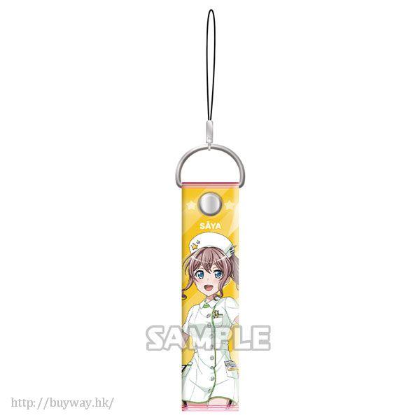 BanG Dream! 「山吹沙綾」軟質 長掛飾 Vinyl Strap Yamabuki Saya (Poppin'Party)【BanG Dream!】