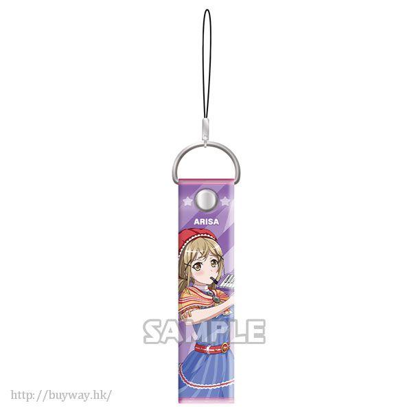 BanG Dream! 「市谷有咲」軟質 長掛飾 Vinyl Strap Ichigaya Arisa (Poppin'Party)【BanG Dream!】