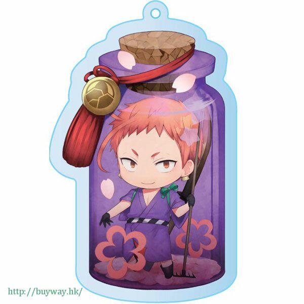 刀劍亂舞-ONLINE- 「岩融」瓶子 亞克力匙扣 CharaToria Acrylic Key Chain Iwatoshi【Touken Ranbu -ONLINE-】